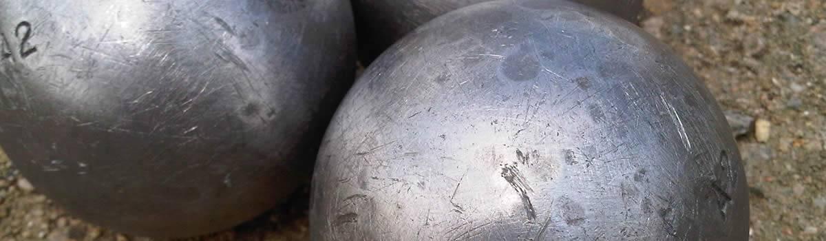 Boule de p tanque pour tireur for Choisir des boules de petanque