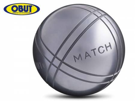 Boule de p tanque obut match comp tition pour pointeur for Poids boule de petanque
